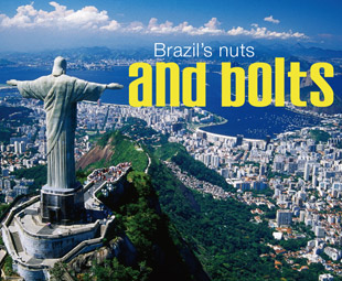 Brazil's nuts and bolts