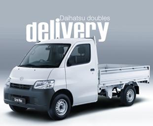 Daihatsu doubles delivery