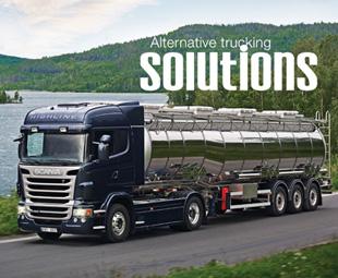 Alternative trucking solutions