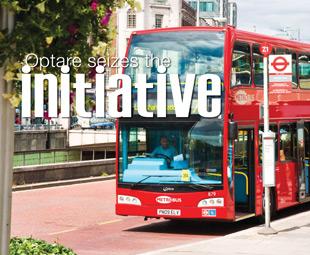 Optare seizes the initiative
