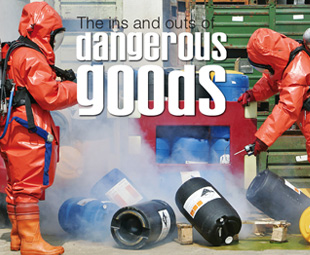 The ins and outs of dangerous goods