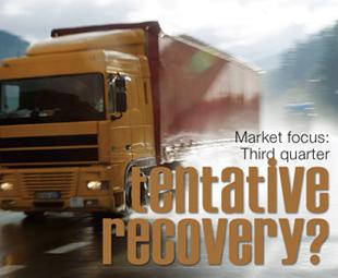 Market focus: Third quarter tentative recovery?
