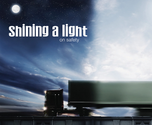 Shining a light on safety