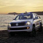 Volkswagen Amarok howls for release