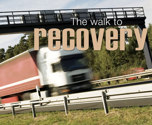 The walk to recovery