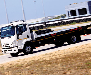 Flippin' fantastic trucks