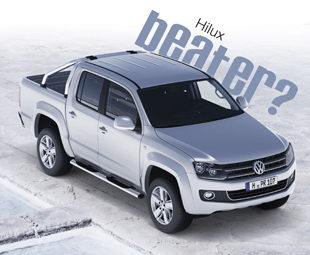 Hilux beater