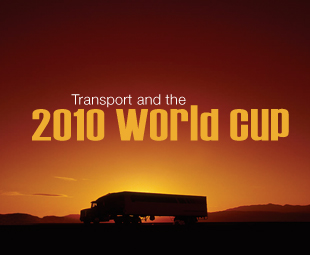 Transport and the 2010 world cup