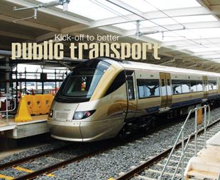 Kick-off to better public transport