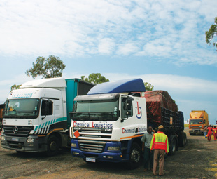 Driver healthcare hits the road