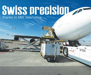 Swiss precision thanks to MiX Telematics