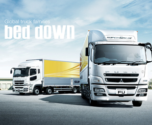 Global truck families bed down