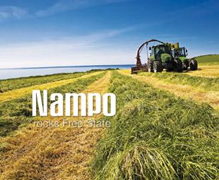 Nampo rocks Free State