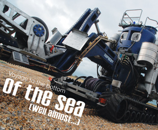 Voyage to the bottom of the sea (well almost…)
