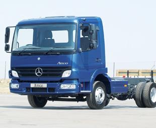 Truck market consolidates