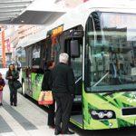 Bus innovation saves fuel