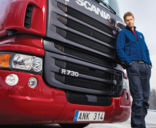 Scania forges first links with Volkswagen group partners