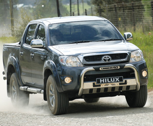 Indestructible: The legendary Hilux goes from strength to strength