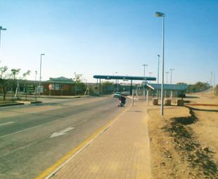 Border or barrier?