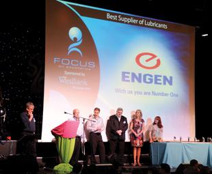 Teamwork fuels Engen's double victory