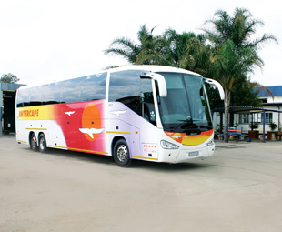 The story of Irizar and Intercape