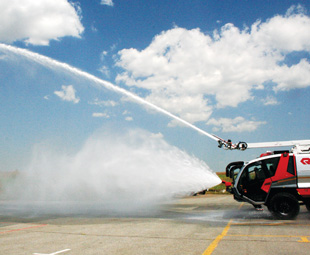 Panther is MAN's top fire fighter