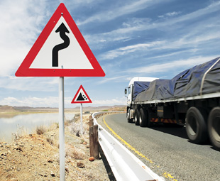 Long road to road safety