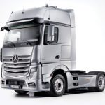 New Actros emerges (already)