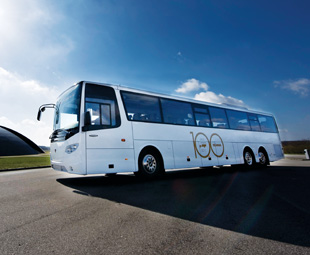 Luxury coaches begin comeback