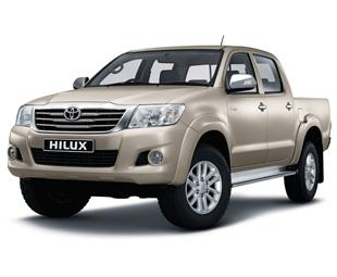 Hilux tightens its market grip