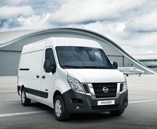 New van season in Europe