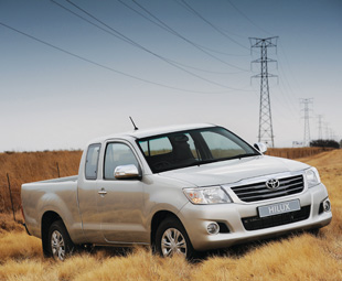 Hilux: The hunt for perfection