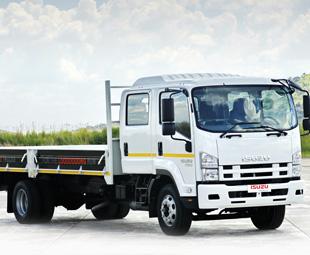 Isuzu Trucks customised service solutions