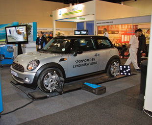 Businesses line up for Tyrexpo