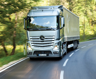 New Actros: utterly awesome!