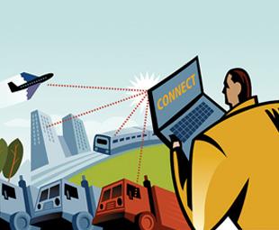 Fleet management hits cyberspace!