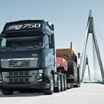 Volvo has regained the 'World's Most Powerful Truck' title with its 551 kW FH16 750 model.