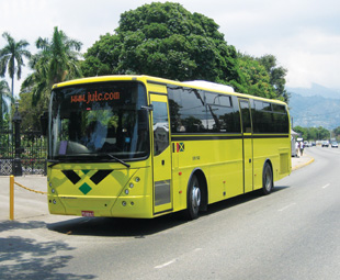 The Jamaica Urban Transit Company has placed an order for 230 VDL Mistrals.