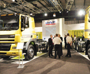 DAF more than doubled its sales volume in the quarter-on-quarter comparison.