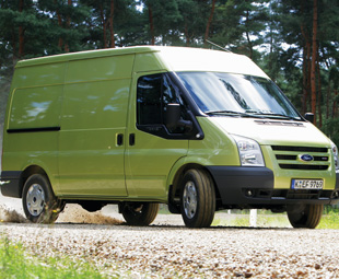 After great European success, Ford's Transit van is going global, with US production starting in 2013.
