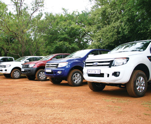 The all-new Ranger is bold in its looks and impressive in its capabilities.