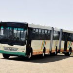 Buscor's bonkers bi-articulated buses