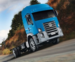 Volkswagen's trucking empire comes together