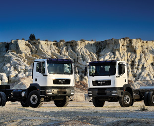 MAN grew its South African sales volumes by almost 25 percent last year.