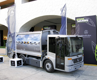 Mercedes' impressive Econic NGT will be coming to South Africa.