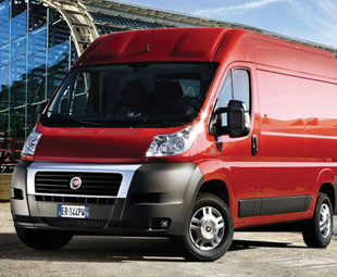 Fiat's Ducato is destined for production and sale in North America with Chrysler's Ram branding.