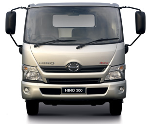 The new face of Hino's 300 Series MCV range, already launched in Australia, will become familiar in South Africa later this year