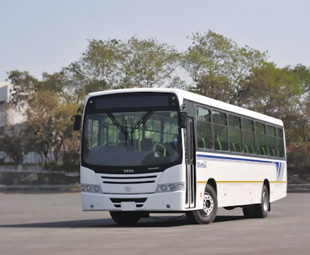 Developed by TATA Motors and Marcopolo, the 65-seater TATA Starbus LPO 1823 Commuter ensures greater load capacities, low running costs and overall value for money.