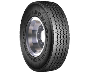 Dunlop's trend-setting truck and trailer tyre