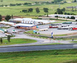 Highway(Junction's) halfway house